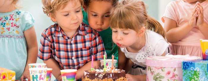 Kindergeburtstag mal anders - das geilste Geschenk - eine Limousine