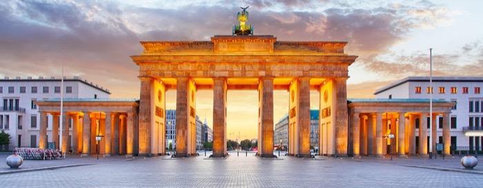 Sightseeing in Berlin - fahre mit einer Limousine durch die Hauptstadt