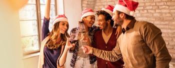 Weihnachtsfeier das besondere Event - Fahre mit deinen Kollegen in einer Limousine mit bis zu 8 Personen